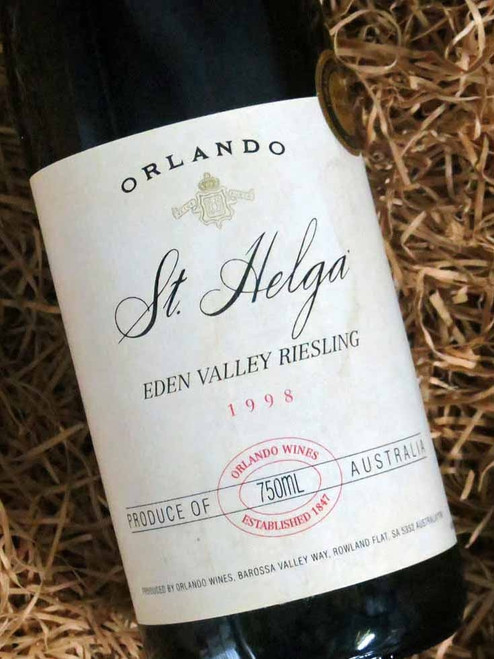 [SOLD-OUT] Orlando St Helga Riesling 1998