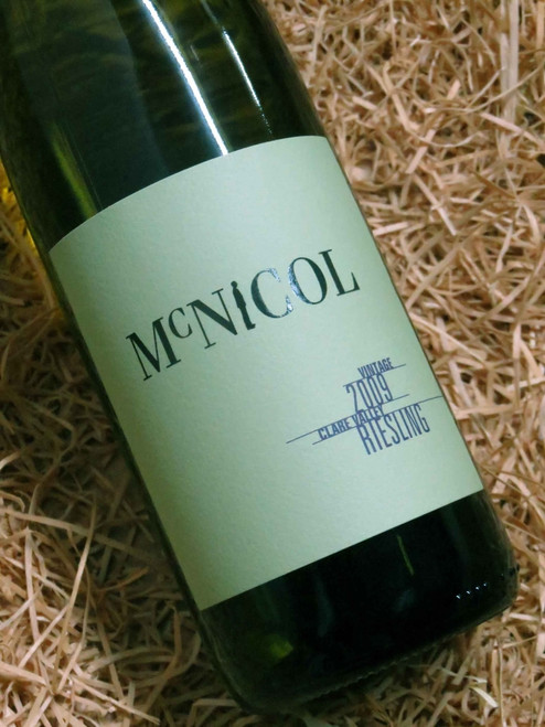 [SOLD-OUT] Mitchell McNicol Riesling 2009 Museum Release