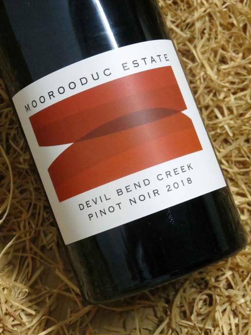 Moorooduc Devil Bend Creek Pinot Noir 2018