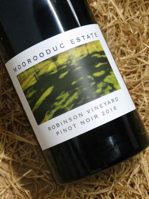 [SOLD-OUT] Moorooduc Robinson Vineyard Pinot Noir 2016