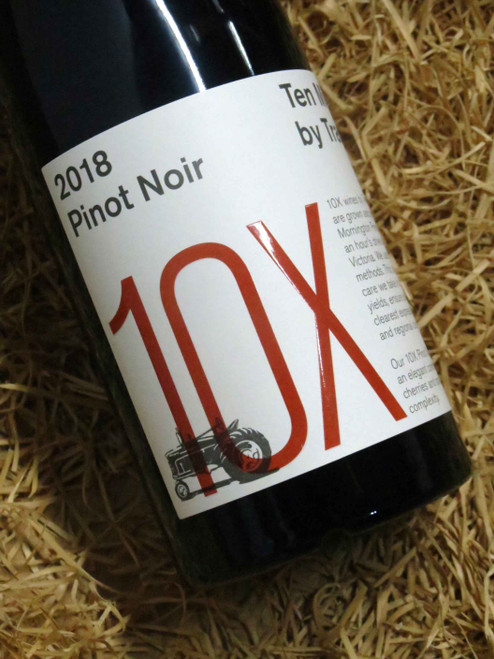 [SOLD-OUT] Ten Minutes By Tractor 10X Pinot Noir 2018