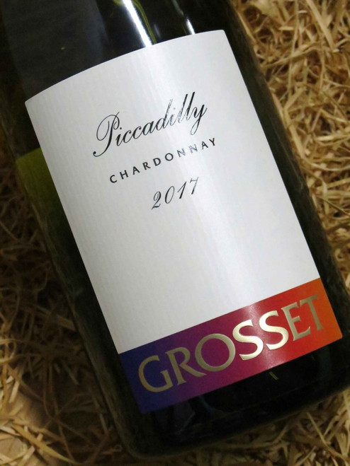 [SOLD-OUT] Grosset Piccadilly Chardonnay 2017