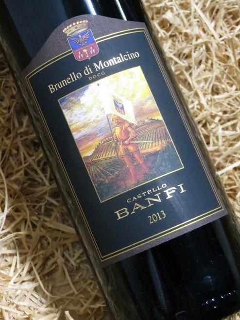 [SOLD-OUT] Banfi Brunello di Montalcino DOCG 2013