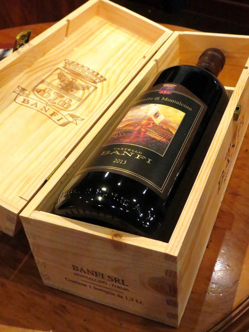 [SOLD-OUT] Banfi Brunello di Montalcino 2013 1500mL-Magnum