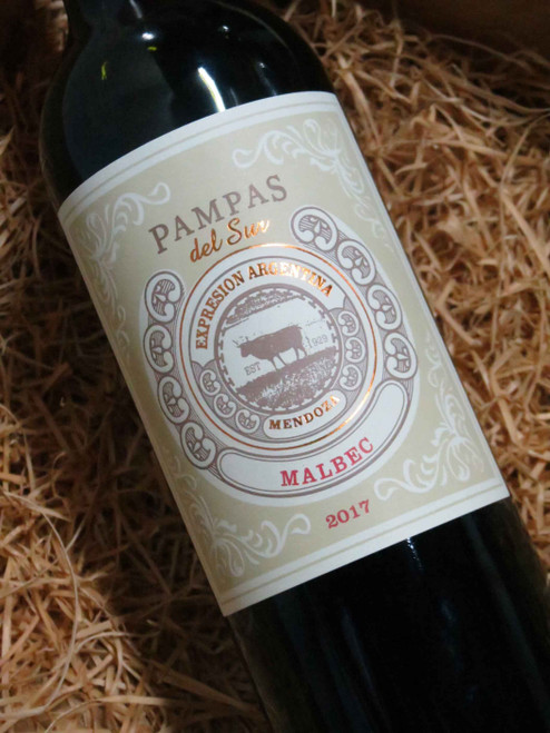 [SOLD-OUT] Pampas del Sur 'Expresion' Malbec 2017