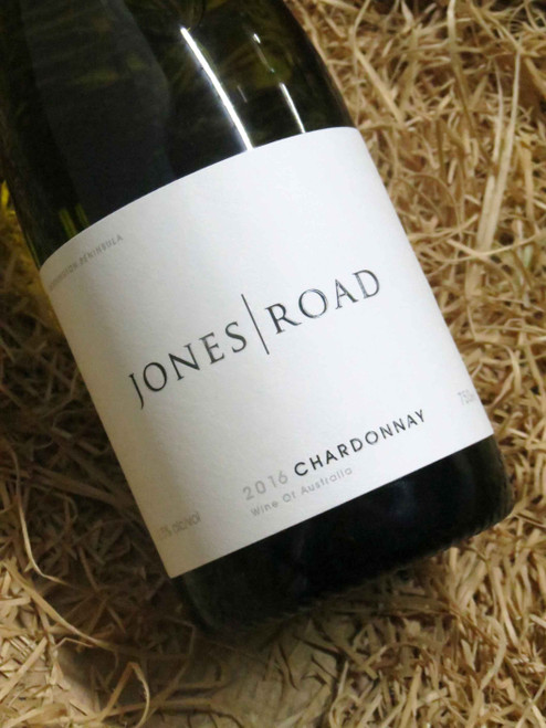 [SOLD-OUT] Jones Road Chardonnay 2016