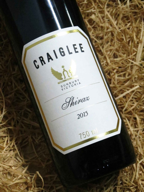 Craiglee Shiraz 2015