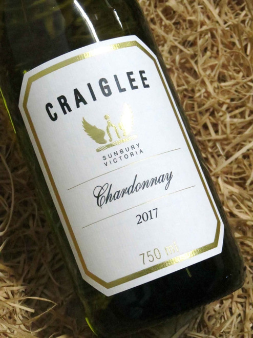 [SOLD-OUT] Craiglee Chardonnay 2017