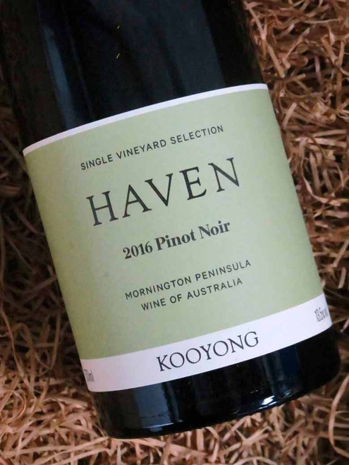 [SOLD-OUT] Kooyong Haven Pinot Noir 2016