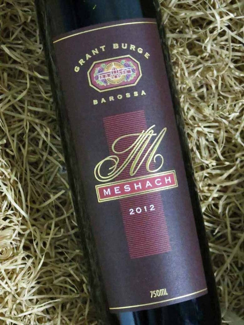 [SOLD-OUT] Grant Burge Meshach Shiraz 2012