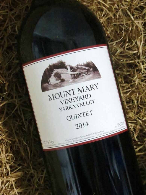 [SOLD-OUT] Mount Mary Quintet 2014 1500mL-Magnum