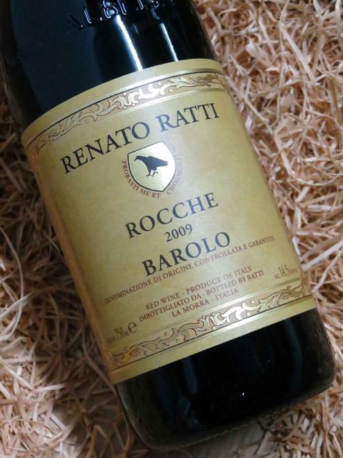 Renato Ratti Barolo Rocche 2009