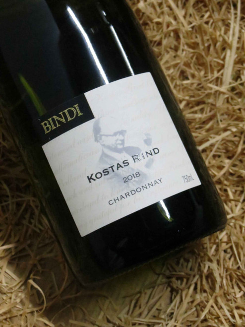[SOLD-OUT] Bindi Kostas Rind Chardonnay 2018