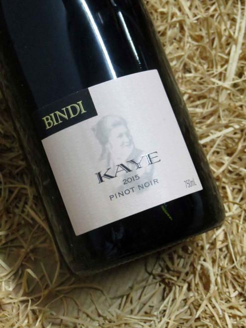 [SOLD-OUT] Bindi Kaye Pinot Noir 2015