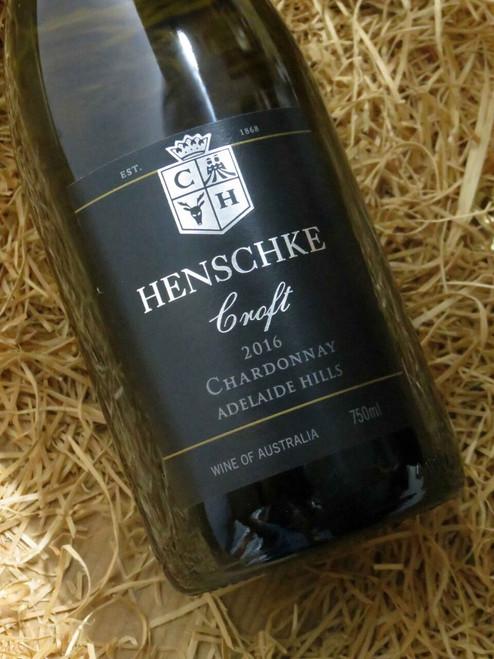 [SOLD-OUT] Henschke Croft Chardonnay 2016