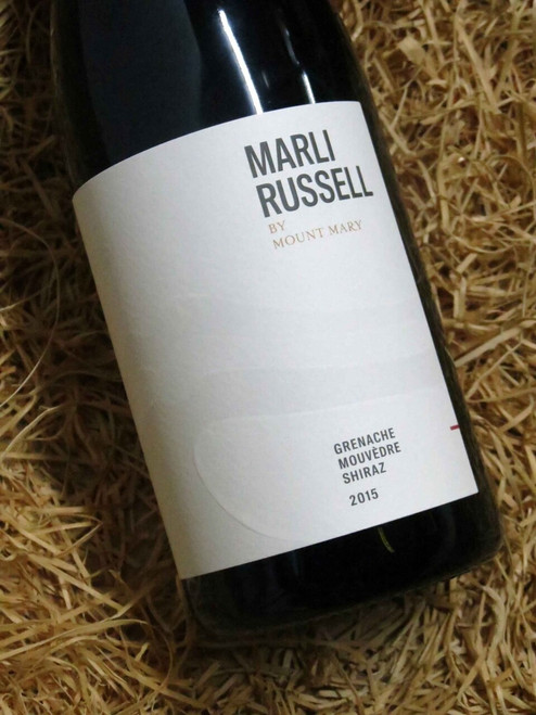 [SOLD-OUT] Mount Mary Marli Russell RP2 Grenache Shiraz Mourvedre 2015