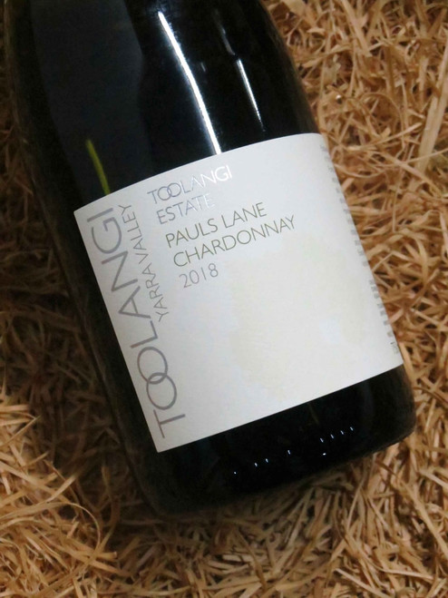 [SOLD-OUT] Toolangi Estate Pauls Lane Chardonnay 2018