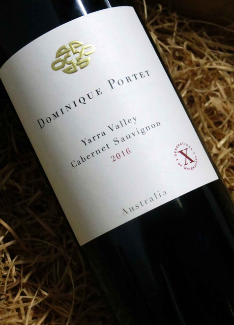 [SOLD-OUT] Dominique Portet Yarra Valley Cabernet Sauvignon 2016