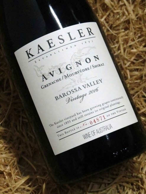 [SOLD-OUT] Kaesler Avignon Grenache Shiraz Mourvedre 2016
