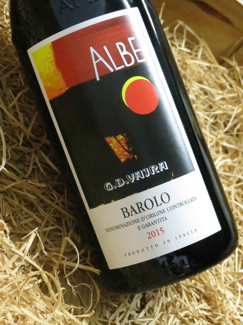 [SOLD-OUT] G.D. Vajra Barolo Albe 2015 DOCG