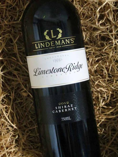 [SOLD-OUT] Lindemans Limestone Ridge Shiraz Cabernet 2012