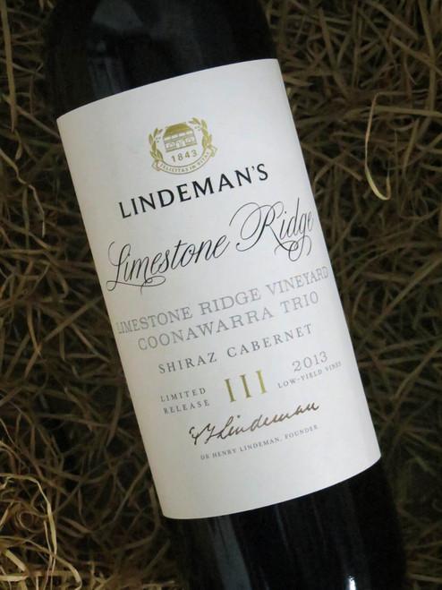 [SOLD-OUT] Lindemans Limestone Ridge Shiraz Cabernet 2013