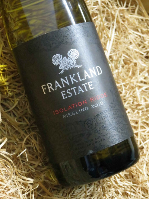 [SOLD-OUT] Frankland Estate Isolation Ridge Riesling 2018