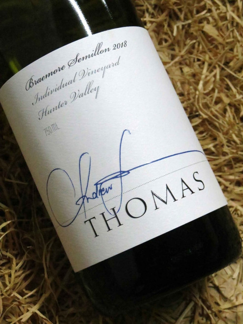 [SOLD-OUT] Thomas Braemore Semillon 2018
