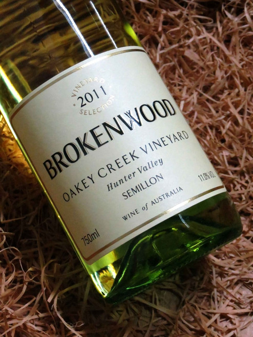 Brokenwood Oakey Creek Semillon 2011