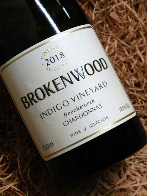 [SOLD-OUT] Brokenwood Indigo Chardonnay 2018