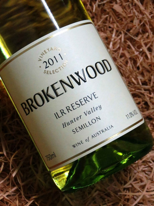 Brokenwood ILR Semillon 2011