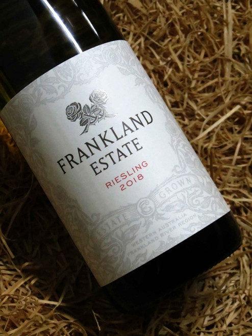 [SOLD-OUT] Frankland Estate Riesling 2018
