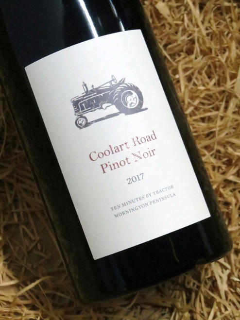 Ten Minutes By Tractor Coolart Road Pinot Noir 2017