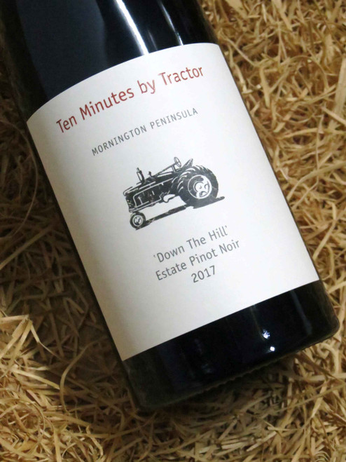 [SOLD-OUT] Ten Minutes By Tractor Estate 'Down The Hill' Pinot Noir 2017