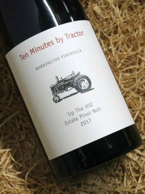 [SOLD-OUT] Ten Minutes By Tractor Estate 'Up The Hill' Pinot Noir 2017
