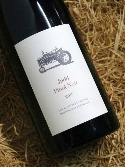 Ten Minutes By Tractor Judd Pinot Noir 2017