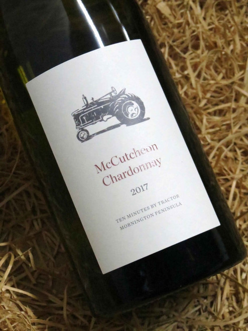 Ten Minutes By Tractor McCutcheon Chardonnay 2017