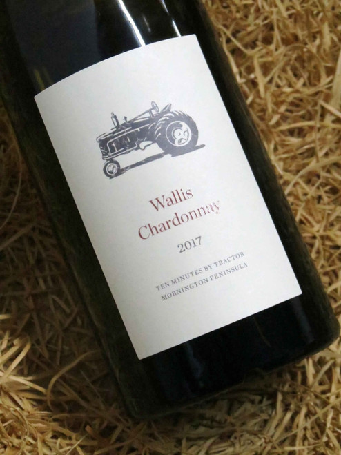 Ten Minutes By Tractor Wallis Chardonnay 2017