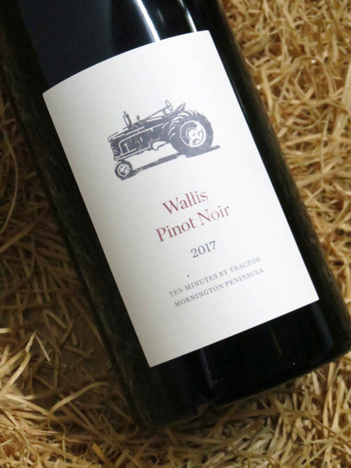 [SOLD-OUT] Ten Minutes By Tractor Wallis Pinot Noir 2017