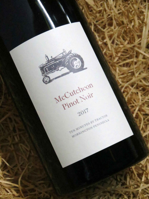 [SOLD-OUT] Ten Minutes By Tractor McCutcheon Pinot Noir 2017