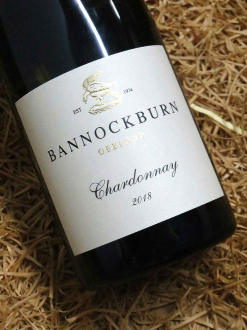[SOLD-OUT] Bannockburn Chardonnay 2018