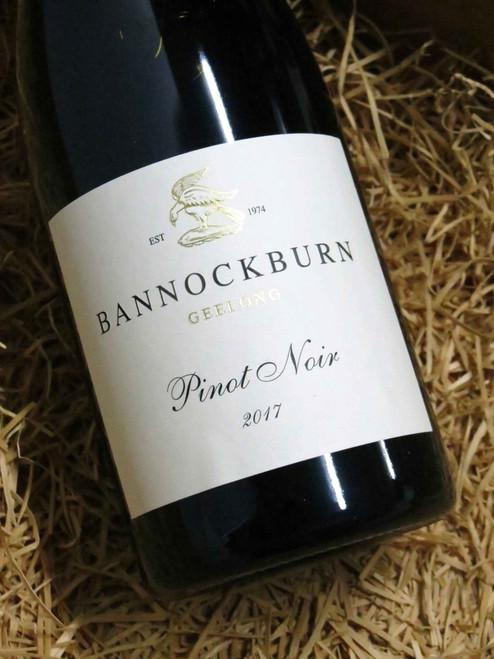 [SOLD-OUT] Bannockburn Pinot Noir 2017