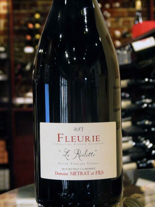 [SOLD-OUT] Dom Metrat Fleurie 2018 1500mL-Magnum