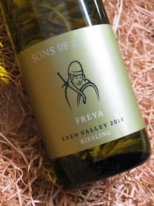 Sons of Eden Freya Riesling 2018