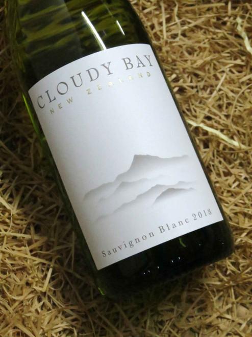 [SOLD-OUT] Cloudy Bay Sauvignon Blanc 2018