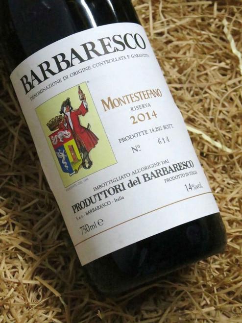 Produttori del Barbaresco Montestefano 2014