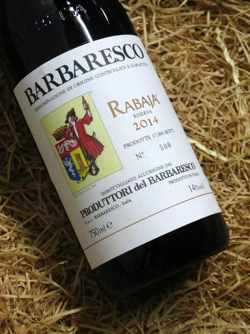 [SOLD-OUT] Produttori del Barbaresco Rabaja' Riserva 2014