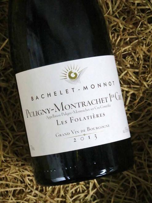 [SOLD-OUT] Bachelet-Monnot Premier Cru Les Folatieres 2013
