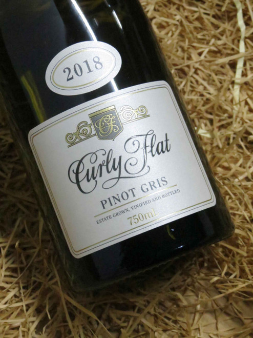 [SOLD-OUT] Curly Flat Pinot Gris 2018