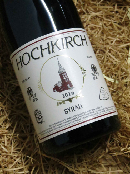 [SOLD-OUT] Hochkirch Syrah 2016